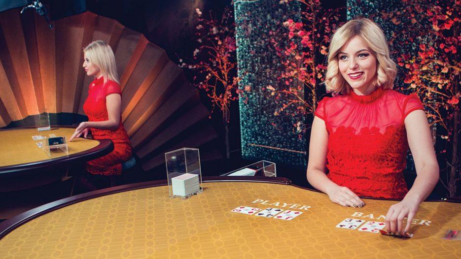 Ett bra live dealer casino