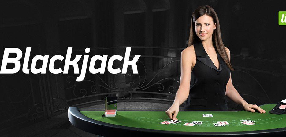 Blackjack live – framtidens sätt att spela